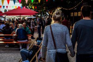 Los festivales de comida son una excelente opción para conocer las culturas de las localidades