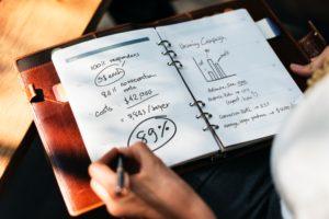 Debes establecer un plan de negocios para tus futuros inversionistas