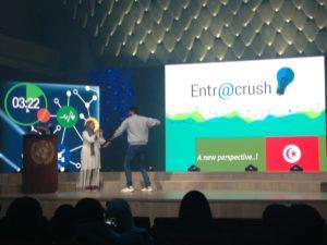 Entr@crush, una historia que vale la pena ser contada
