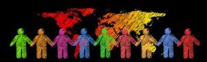Globalización, vivir en un mundo totalmente interconectado