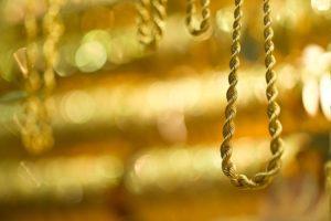 Las prendas de oro no son fáciles de reconocer