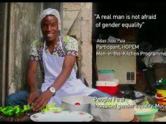 Sida, una iniciativa que lucha por la igualdad de género en África