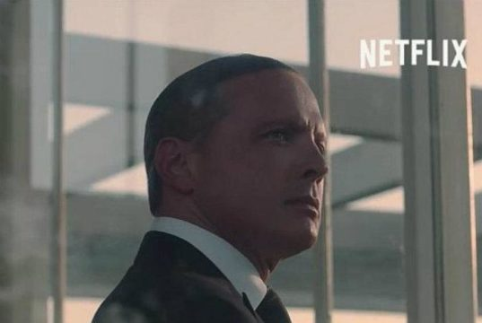 La nueva serie de Luis Miguel en Netflix, todo un éxito
