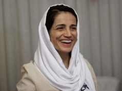 Cortesía de: https://www.amnesty.org/es/get-involved/take-action/iran-free-nasrin-satoudeh-now/